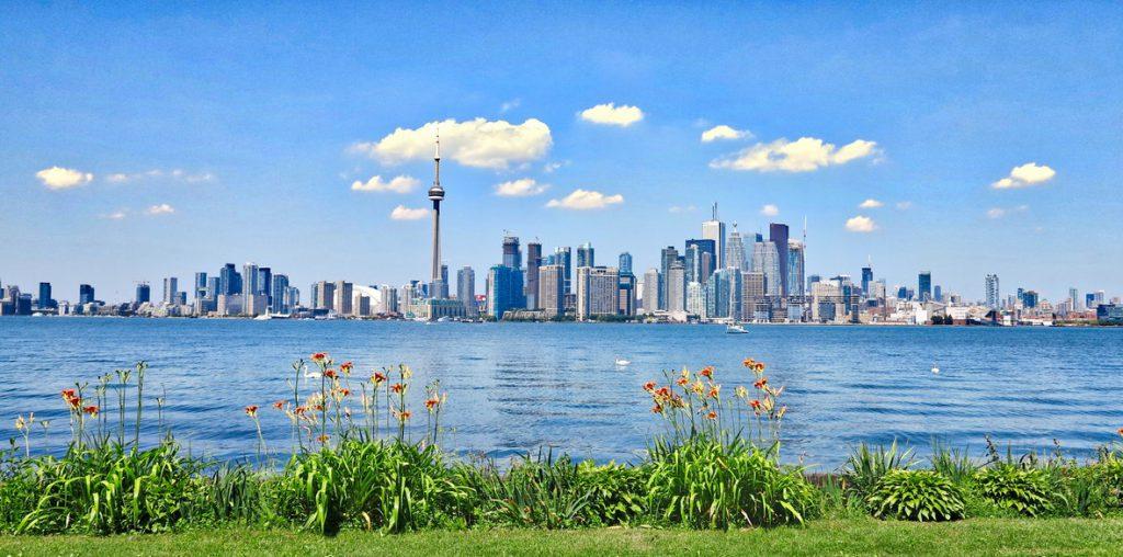 Die Stadt Toronto