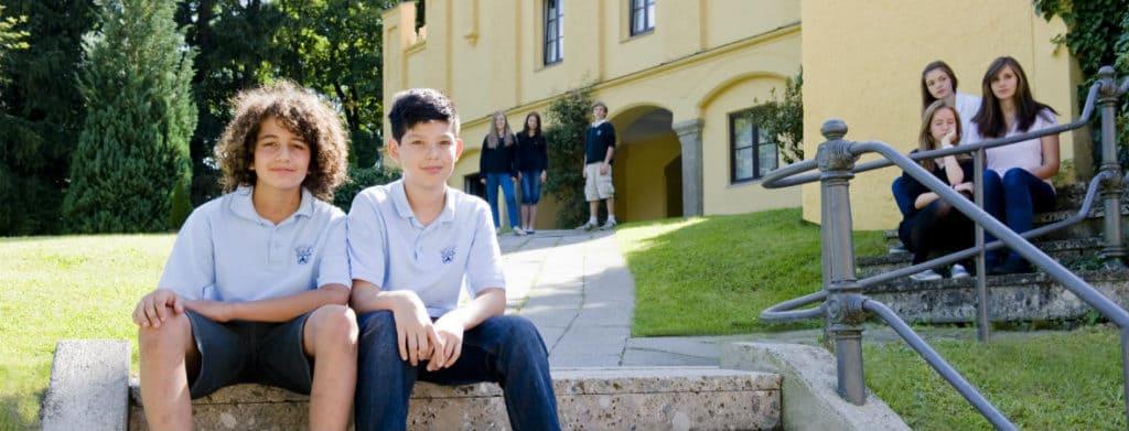 Schüler Brannenburg